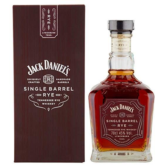 Jack Daniel's Single Barrel Rye 45% 0,7l