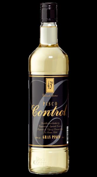 Pisco Control Gran Pisco Chile43% 0,7l