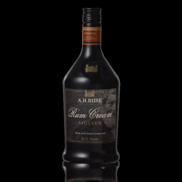 A.H. Riise XO Cream Likör Rum-Sahne-Likör 0,7l 17%
