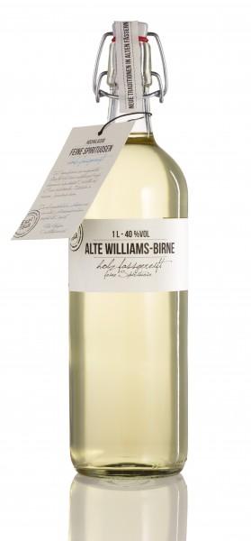 Birkenhof Alte Williams Birne - feine holzfassgereifte Spirituose 1l