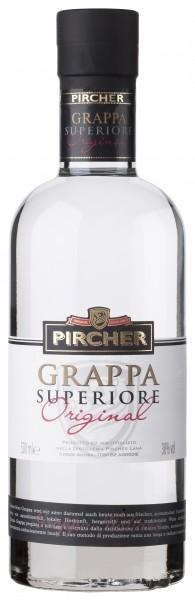 Pircher Grappa Superiore Original 0,5l 38%