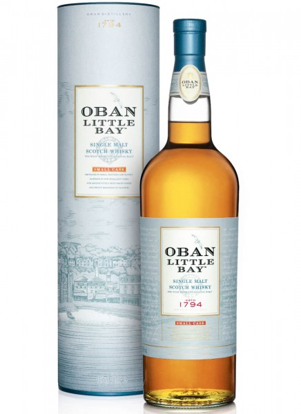 Oban Little Bay Highland Malt 43% 0,7l
