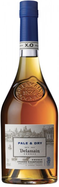 Delamain Pale & Dry X.O. Cognac 40% vol
