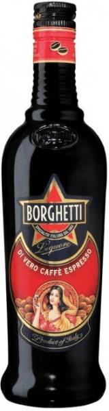 Caffè Borghetti 25% 0,7 L