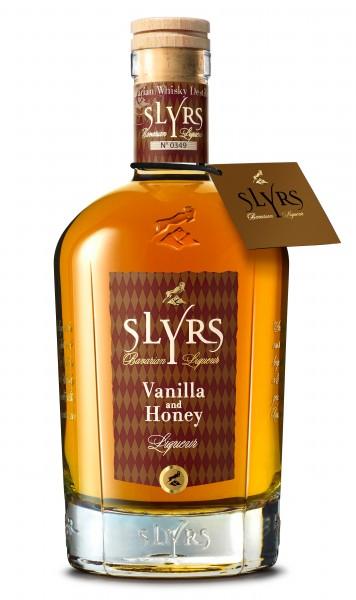 Slyrs Vanilla & Honey Liqueur