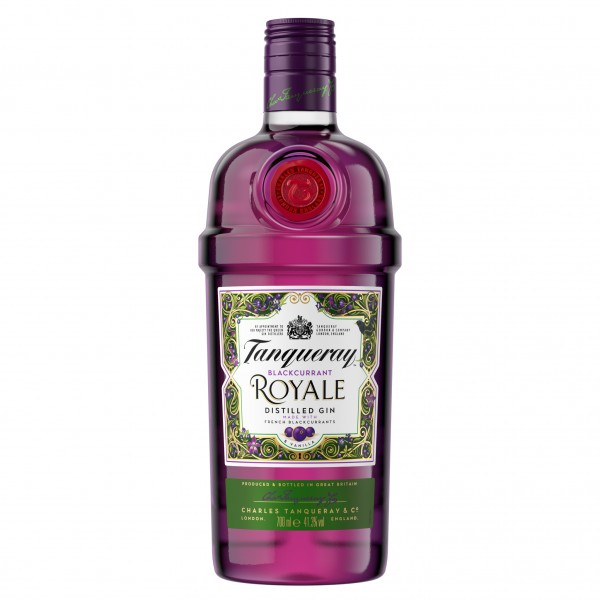 Tanqueray Blackcurrant Royale Gin 0,7l 41,3%