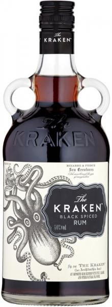 Kraken Black Spiced