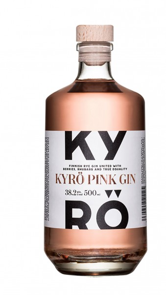 Kyrö Pink Gin 38,2%