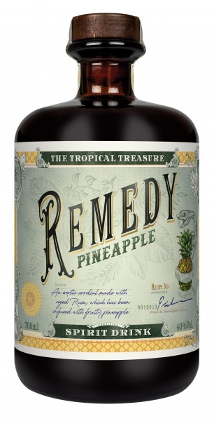 Remedy Pineapple 40%