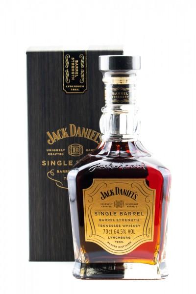 Jack Daniel's Single Barrel Barrel Strength 64,5% 0,7l