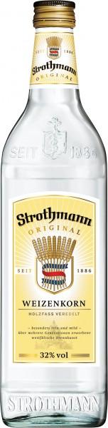 Strothmann Weizenkorn 0,7l 32%
