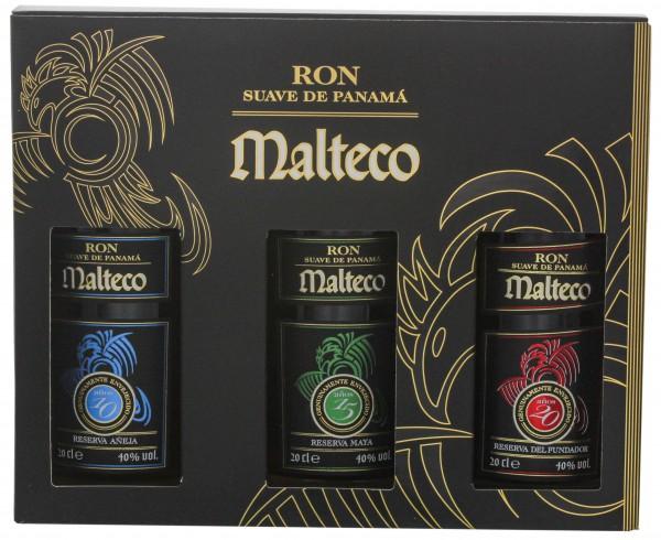 Malteco Triple Pack (10YO/15YO/20YO) 3x0,2L