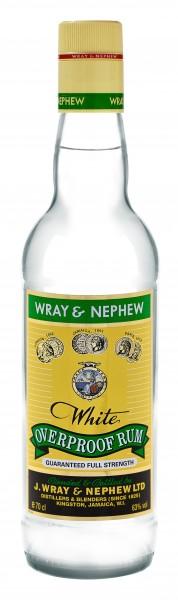 Wray & Nephew Overproof Rum 0,7l 63%
