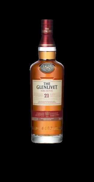The Glenlivet 21 Years