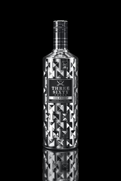 Three Sixty Vodka 100 Proof 0,7l 50%