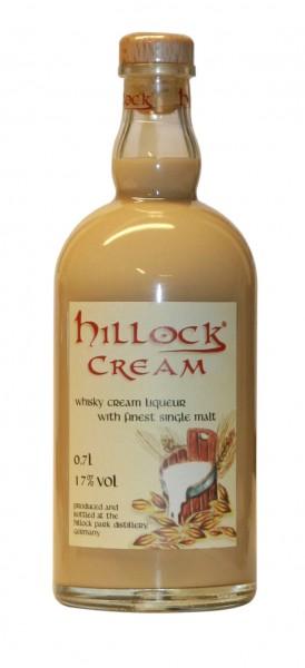 Hillock Cream Liqueur (Whiskysahne Likör)