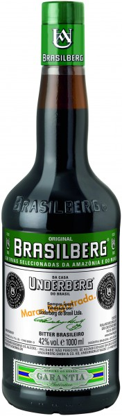 Underberg Brasilberg 1l