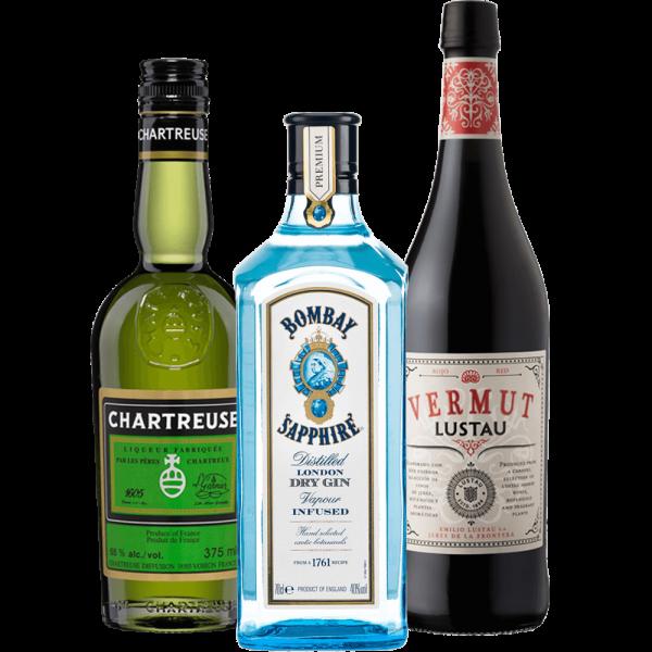 Bijou - Cocktailset