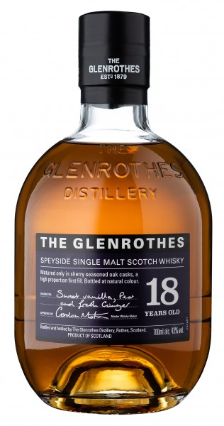 The Glenrothes 18 Years Old 43% 0.7L