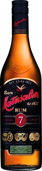 Matusalem Solera 7 40% vol