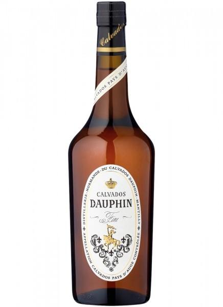 Calvados Dauphin Pays d'Auge 40 % 0,7 l