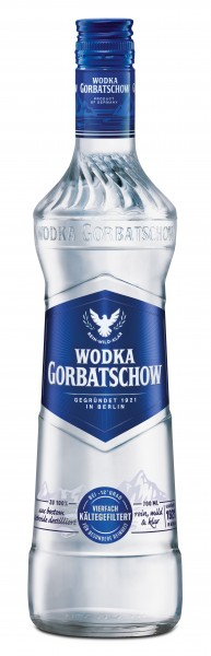 Wodka Gorbatschow 0,7l 37,5%