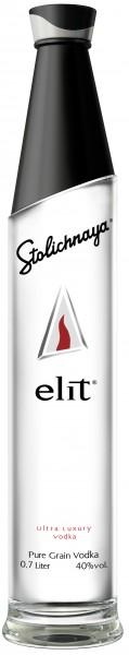 Stolichnaya Elit Vodka 40% 0,7l