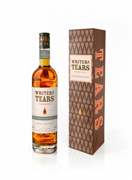 Writer's Tears Double Oak - Irish Pot Stil Whiskey