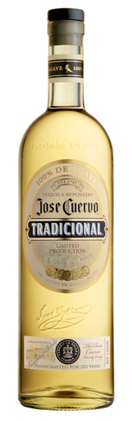 Jose Cuervo Tradicional Reposado 38%