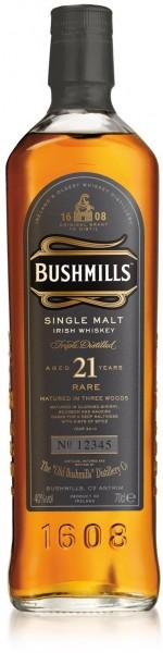 Bushmills · 21 Years · 0,70 40% vol