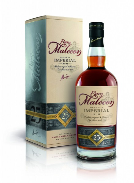 Rum Malecon 25 Years Old