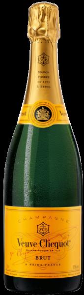 Veuve Clicquot Ponsardin Brut Champagne 12% 0,375l