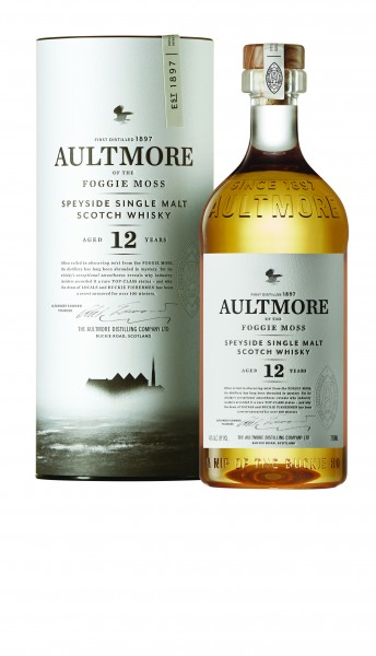 Aultmore 12 Years in GP 0,7l 46%