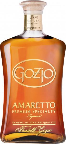 Gozio Amaretto 24% vol. 700ml