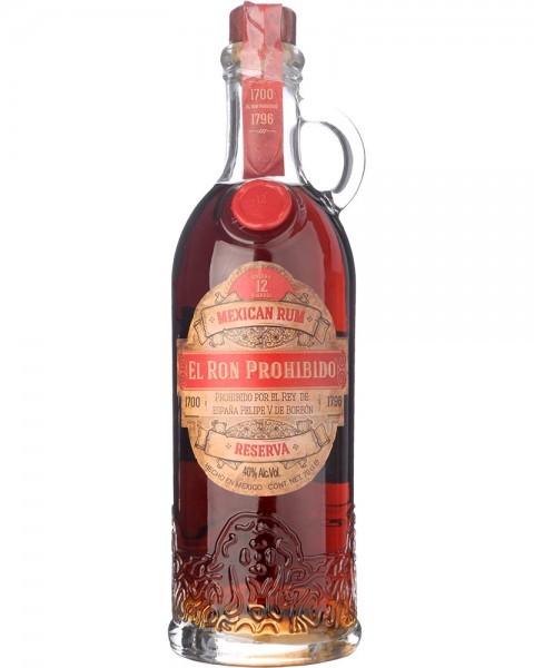 Prohibido Rum Solera 12 40% - 700 ml