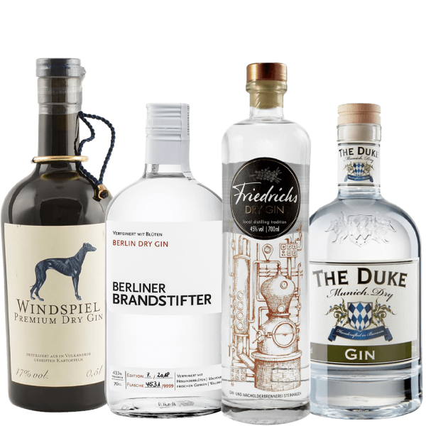 Gin Set aus Deutschland