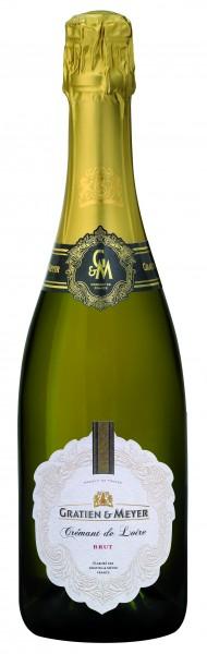 Gratien & Meyer Crémant de Loire Cuvée Diadem Blanc Brut 0,75l