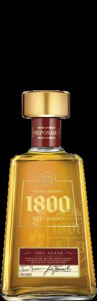 Jose Cuervo Tequila 1800 Reposado 38% 0,7l
