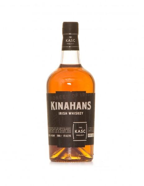 Kinahan's Kasc Project Irish Whiskey 43% - 700 ml