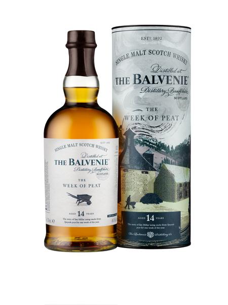 The Balvenie 14 Jahre Week of Peat 0,7l 48,3%