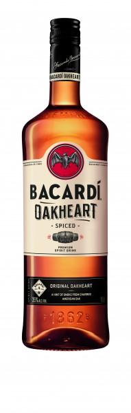 Bacardi Oakheart 1,5l