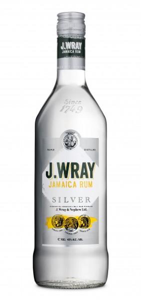 J.Wray Silver Jamaica Rum 0,7l