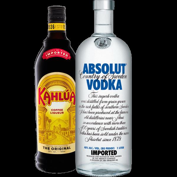 Black Russian - Cocktailset