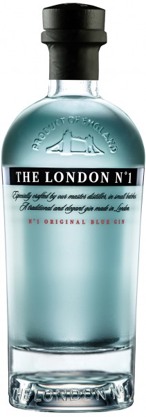 The London No. 1 Gin - Original Blue Gin