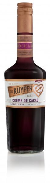 De Kuyper Creme de Cacao Brown 20% 0,7l