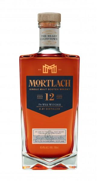 Mortlach 12 Jahre Single Malt Whisky 0,7l 43,4%