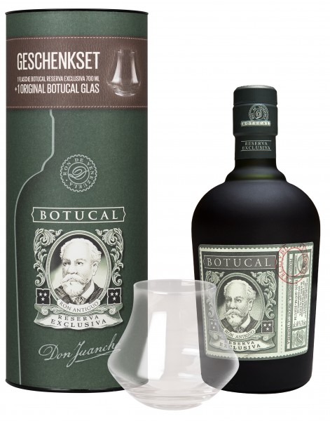 Botucal Reserva Exclusiva + Glas