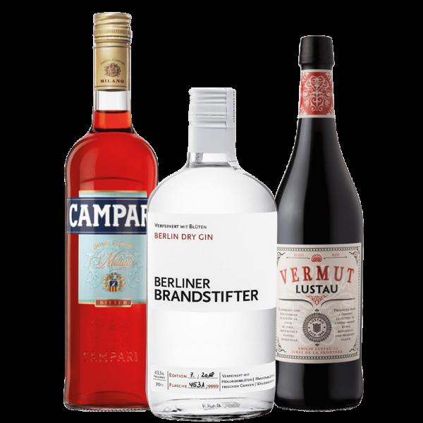 Negroni - Cocktailset