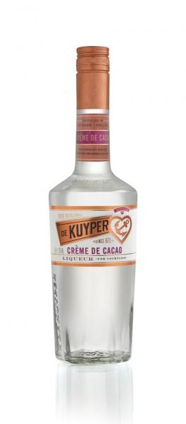 De Kuyper Creme de Cacao White 24% 0,7l