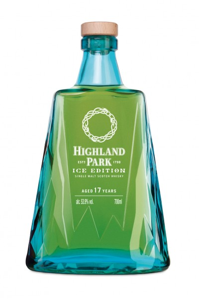 Highland Park Ice Edition 17 years Orkney Single Malt Whisky 0,7l -streng limitiert-
